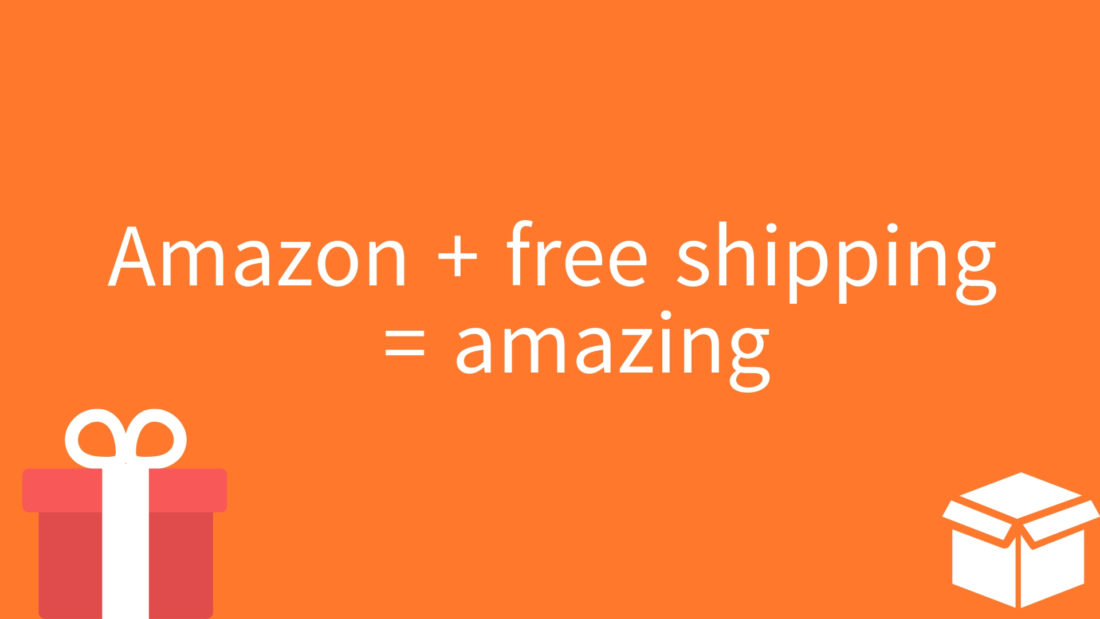 7715e82f23865 FREE shipping from Amazon just in time for Christmas! –